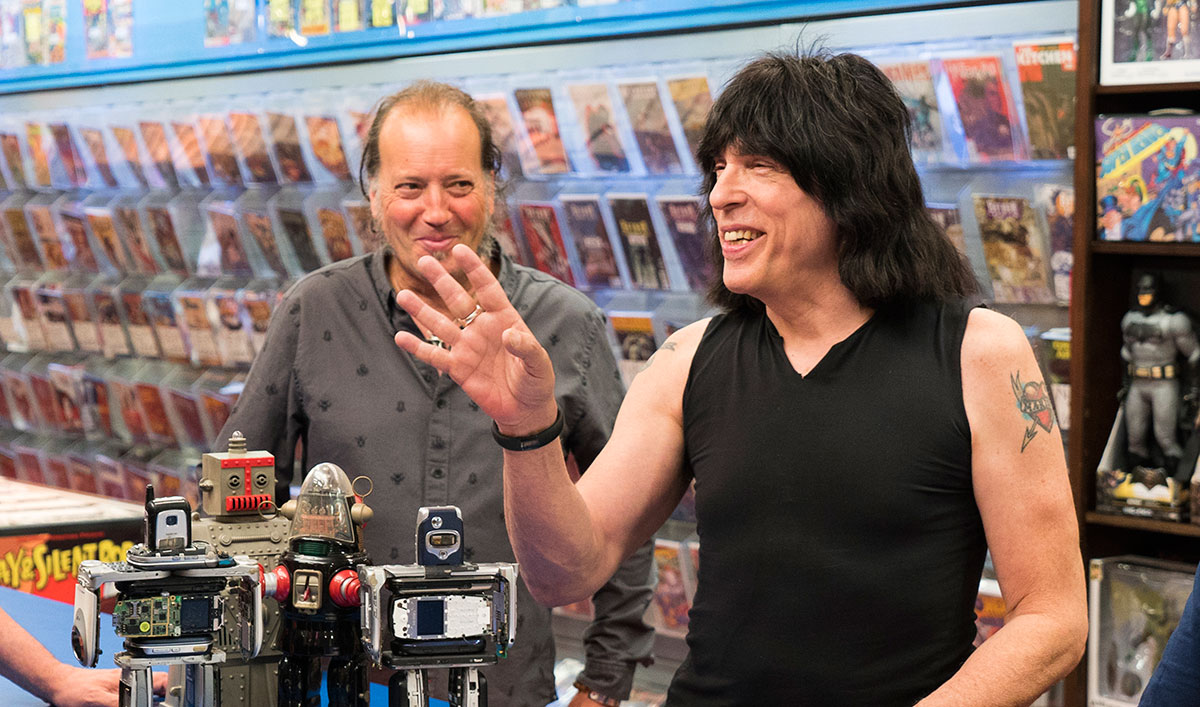 Marky Ramone Reveals the Surprising Activities He Did On Tour With the Ramones