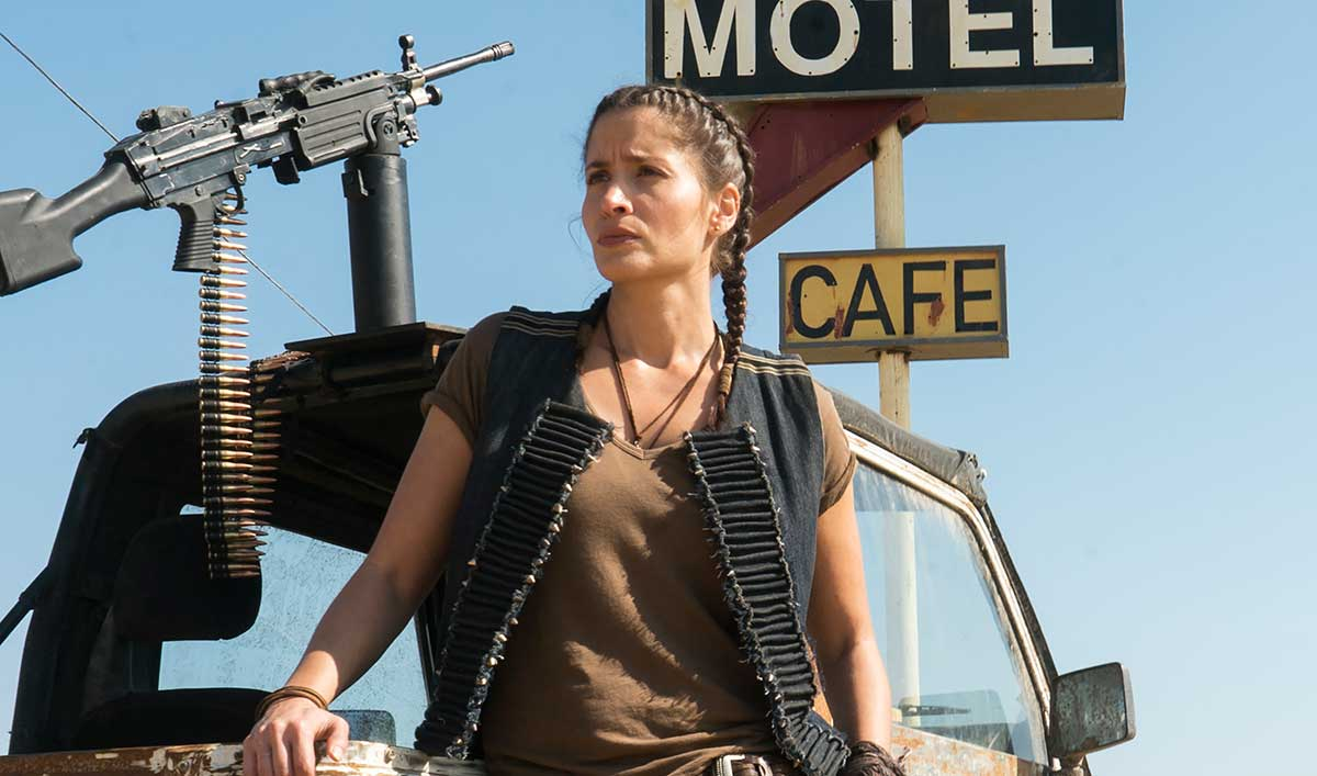 AMC Renews <em>Fear the Walking Dead</em> for Season 4