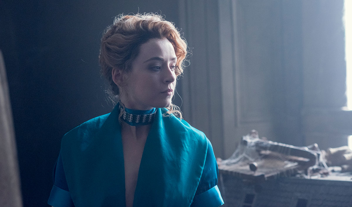 <em>Into the Badlands</em> Q&A — Sarah Bolger (Jade)
