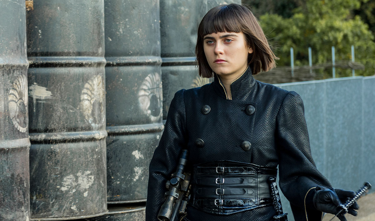 <em>Into the Badlands</em> Q&A — Ally Ioannides (Tilda)