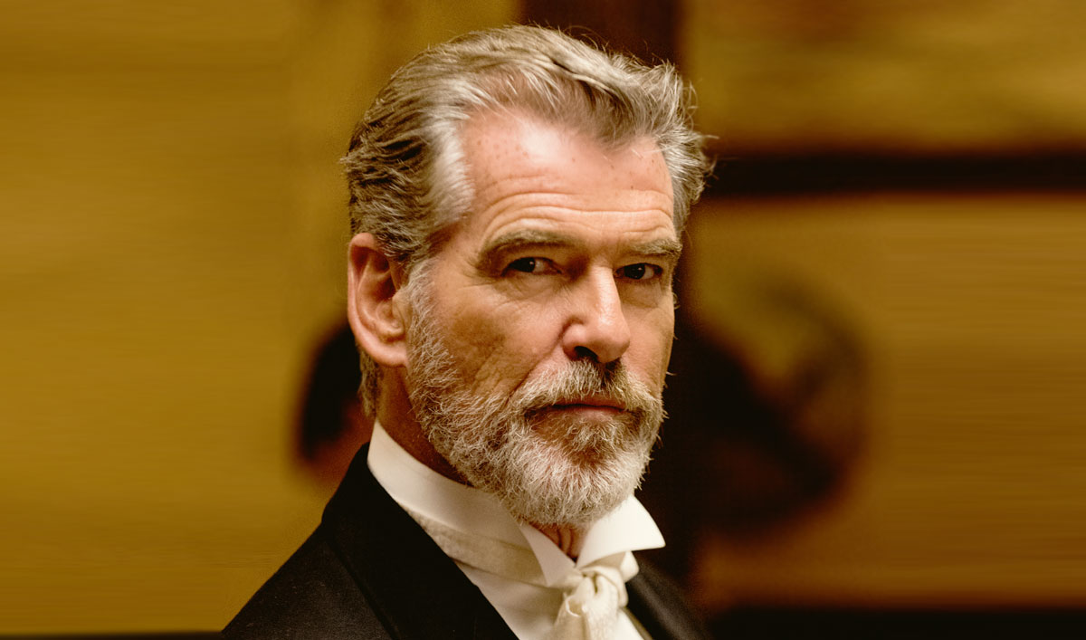 <em>People</em> Interviews Pierce Brosnan; <em>TheWrap</em> Spotlights Season 2 Trailer