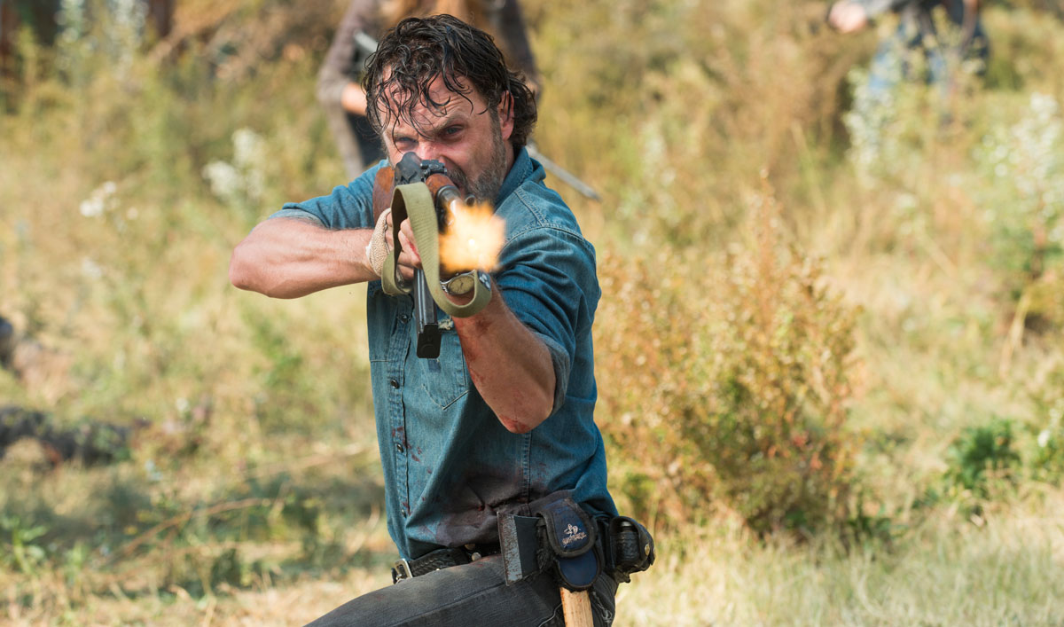The War is Here in <em>The Walking Dead</em> Season 7 Finale