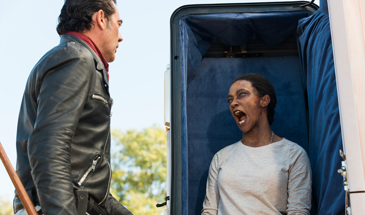 <em>THR</em> Interviews Sonequa Martin-Green; Andrew Lincoln Talks to <em>EW</em>