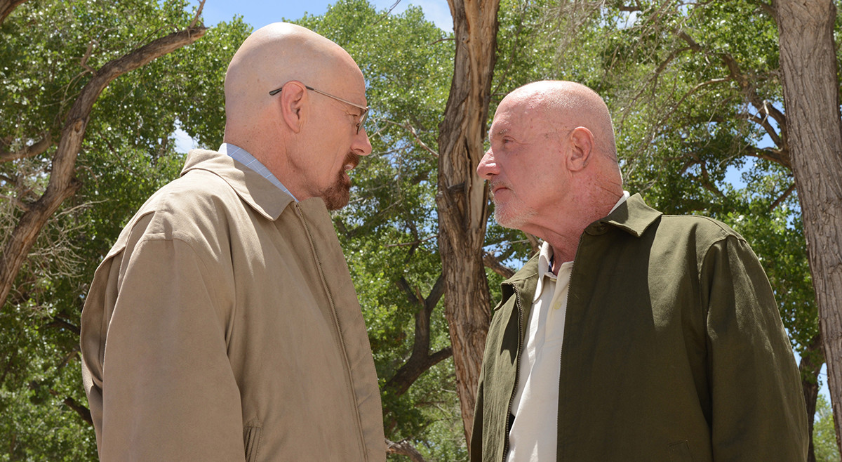 Watch Five Full Episodes of <em>Breaking Bad</em> Featuring the Best of Mike
