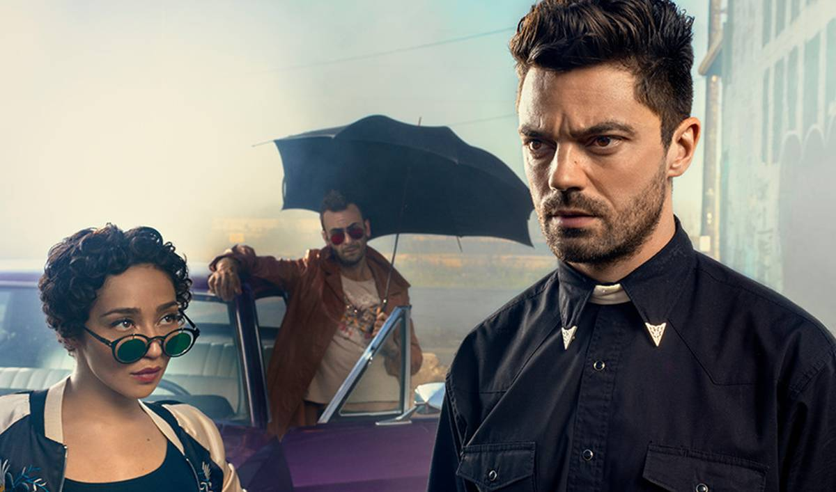 New <em>Preacher</em> Season 2 First-Look Photos and Character Portraits Revealed