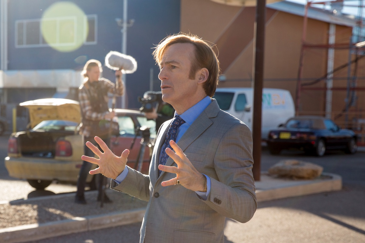 Extras for <em>Better Call Saul</em> Episode 6