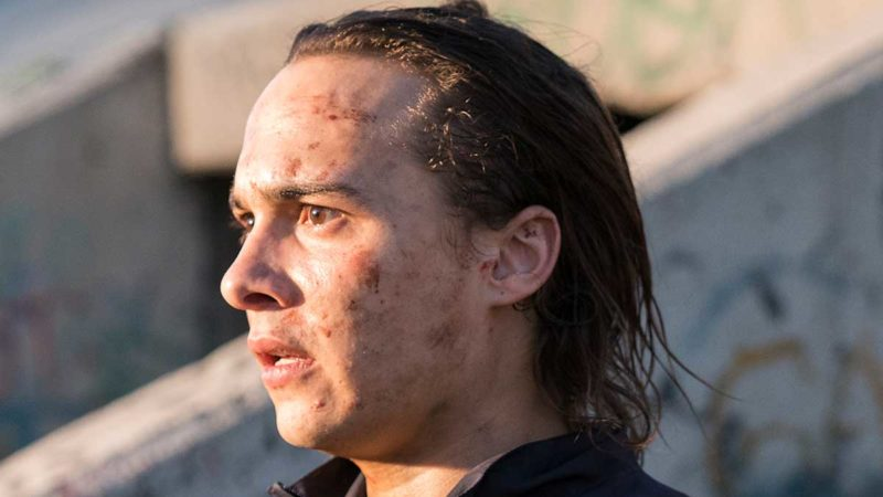 (SPOILERS) <em>Fear the Walking Dead</em> Q&#038;A — Frank Dillane (Nick)