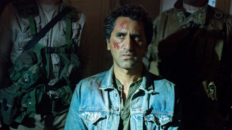 (Spoilers) <em>Fear the Walking Dead</em> Q&A — Cliff Curtis (Travis)
