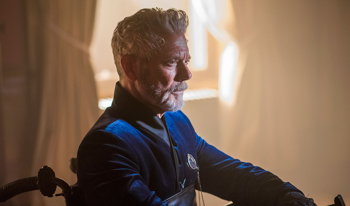 <em>Into the Badlands</em> Q&A — Stephen Lang (Waldo)