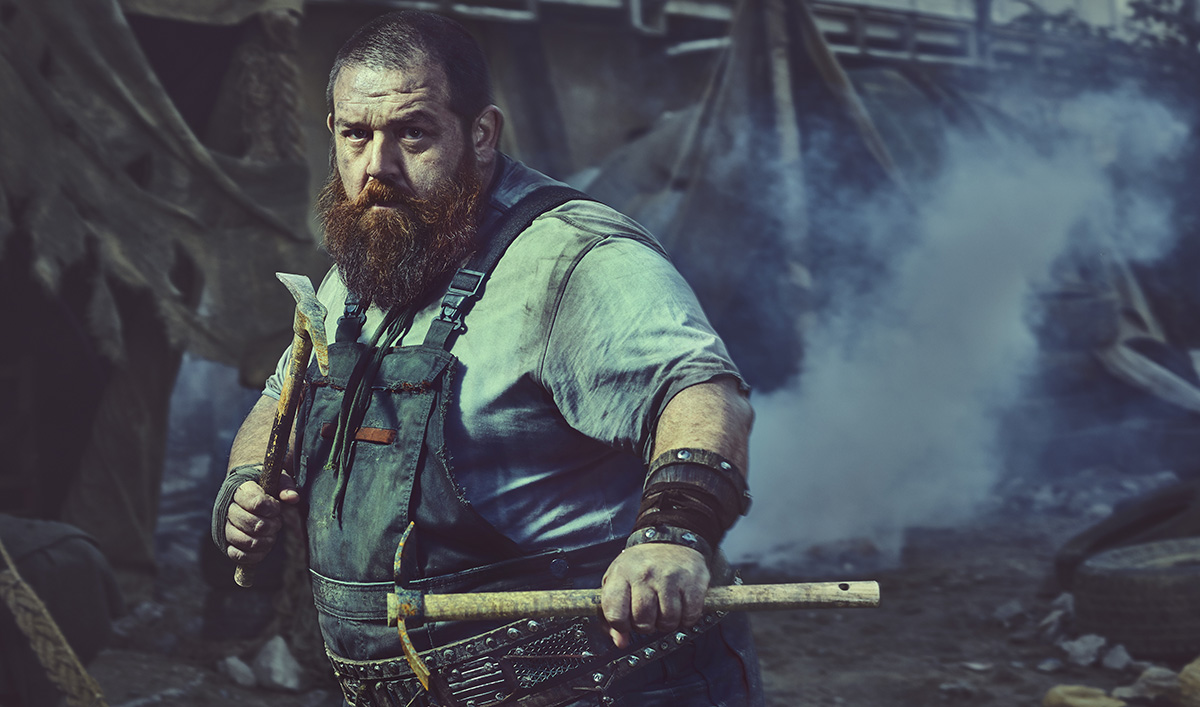 Nick Frost Previews the Season&#8217;s End to <em>ComicBook</em>; <em>TV Fanatic</em> Praises Bajie