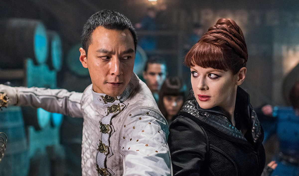 <em>ComicBook</em> Views Preview; Daniel Wu Shares Season 3 Intel With <em>Den of Geek</em>