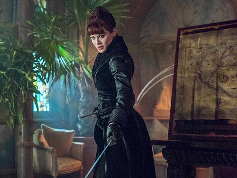 Into The Badlands Season 2 Episode 9 Amc
