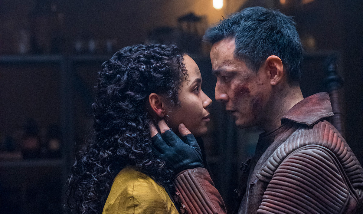 (SPOILERS) <em>Into the Badlands</em> Q&A — Miles Millar and Alfred Gough (Co-Creators/Executive Producers)