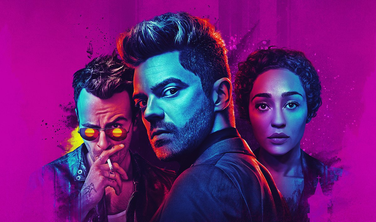 <em>Preacher</em> Is Coming to Comic-Con