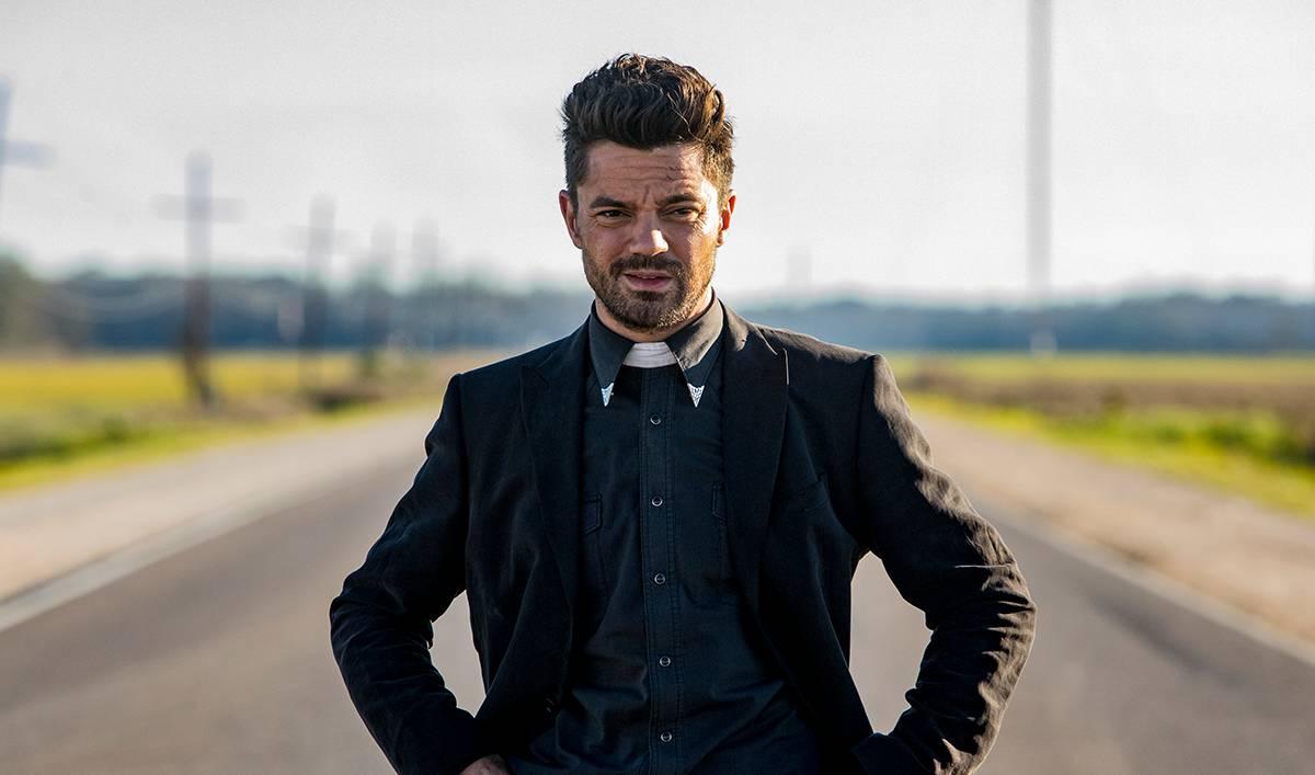 <em>Preacher</em> Q&A — Dominic Cooper (Jesse Custer)