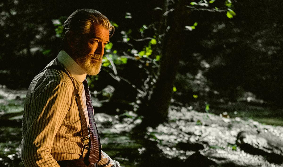 Pierce Brosnan Speaks With <em>Variety</em>; <em>TV Insider</em> Lauds Saturday Timeslot