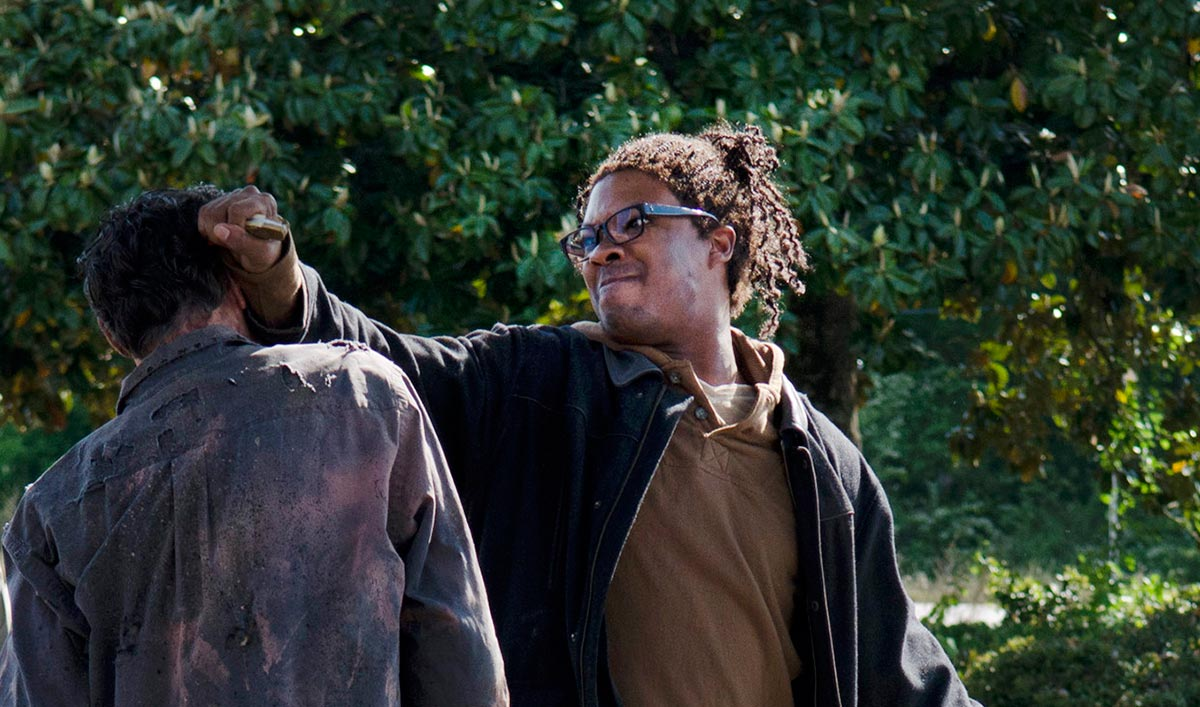 Scott Gimple Talks With <em>ComicBook</em>; <em>Playbill</em>'s Corey Hawkins Q&A
