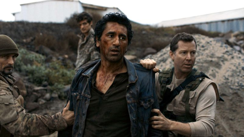 (SPOILERS) Inside Fear the Walking Dead: Season 3, Episode 1