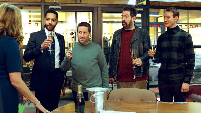 Loaded Season 1 Teaser: The Toast