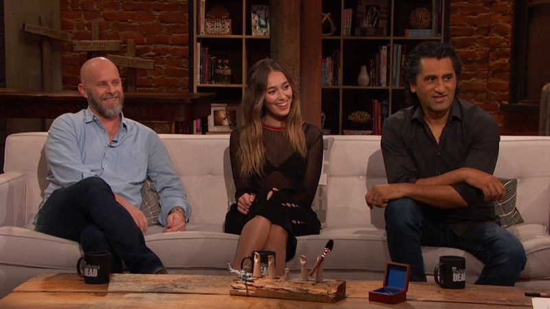 Talking Dead: Bonus Scene: Season 7, Episode 17