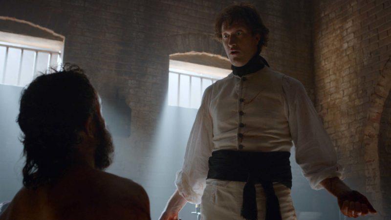 TURN: Washington's Spies Talked About Scene: Season 4, Episode 2