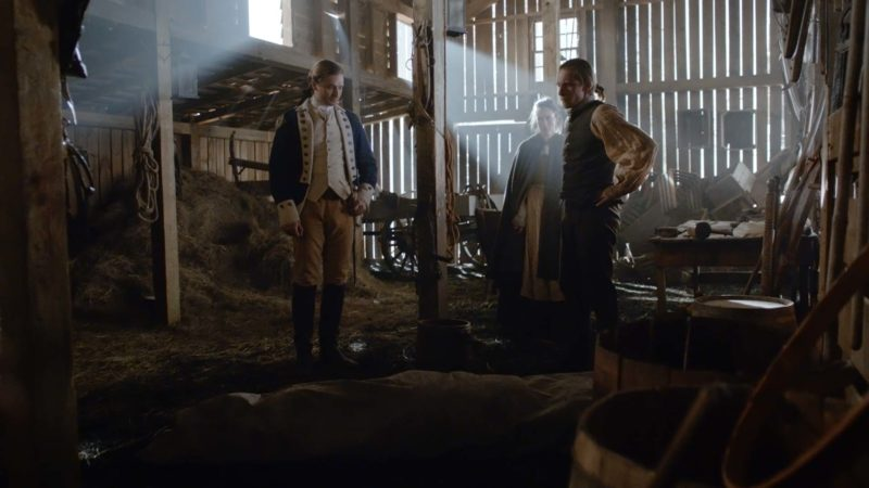 TURN: Washington's Spies Sneak Peek: Season 4, Episode 4