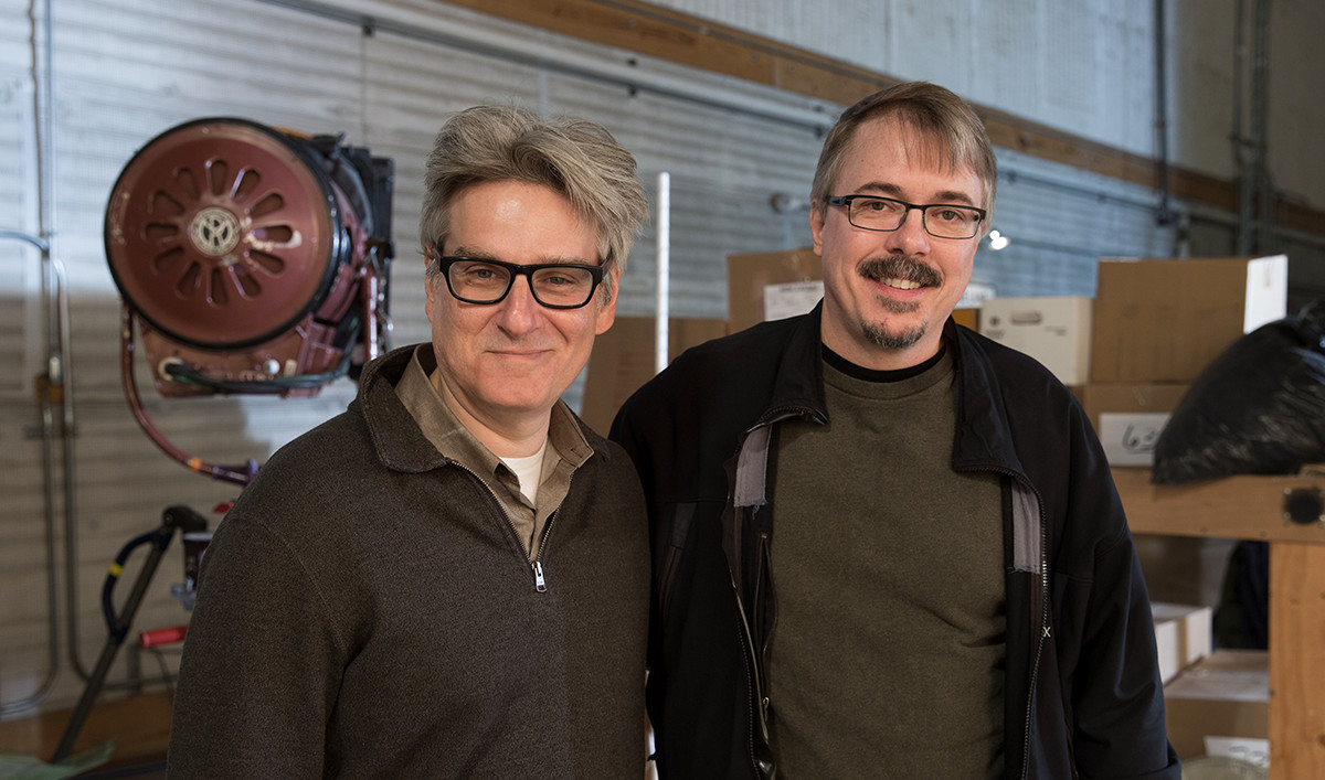 <em>Better Call Saul</em> Q&A — Vince Gilligan and Peter Gould (Co-Creators/Executive Producers)