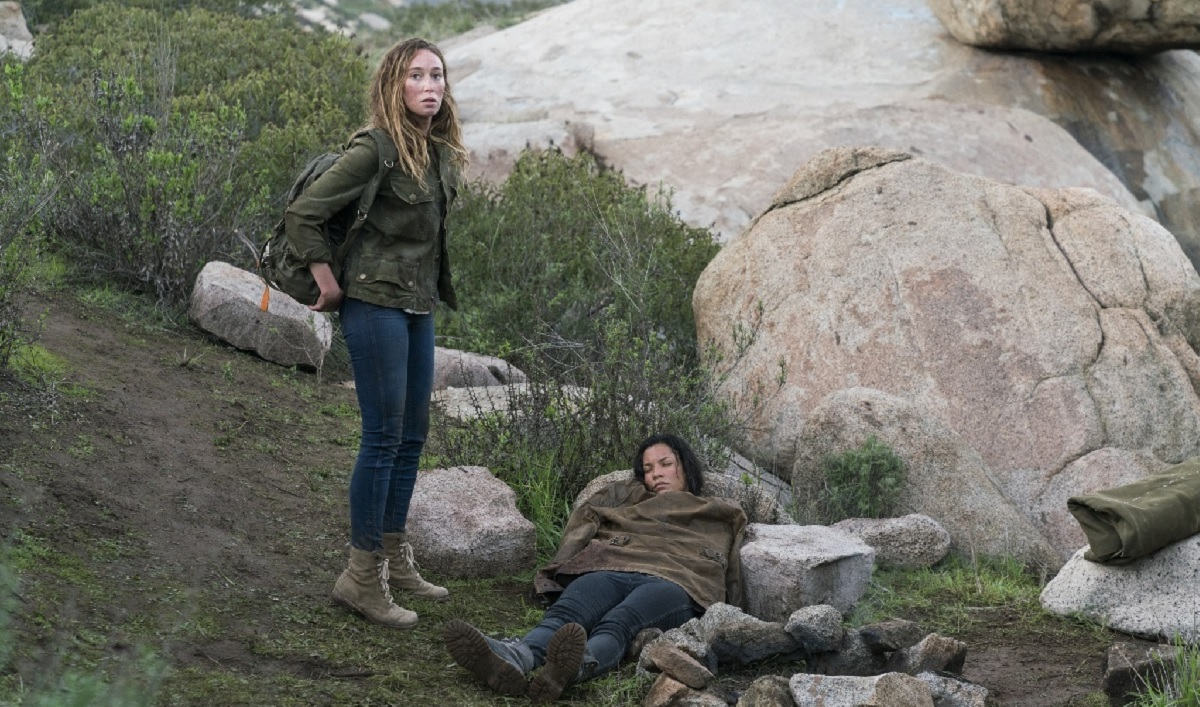 A Traumatic Trip Leads to Both Safety and Loss — Watch <em>Fear the Walking Dead</em> Episode 2 for Free