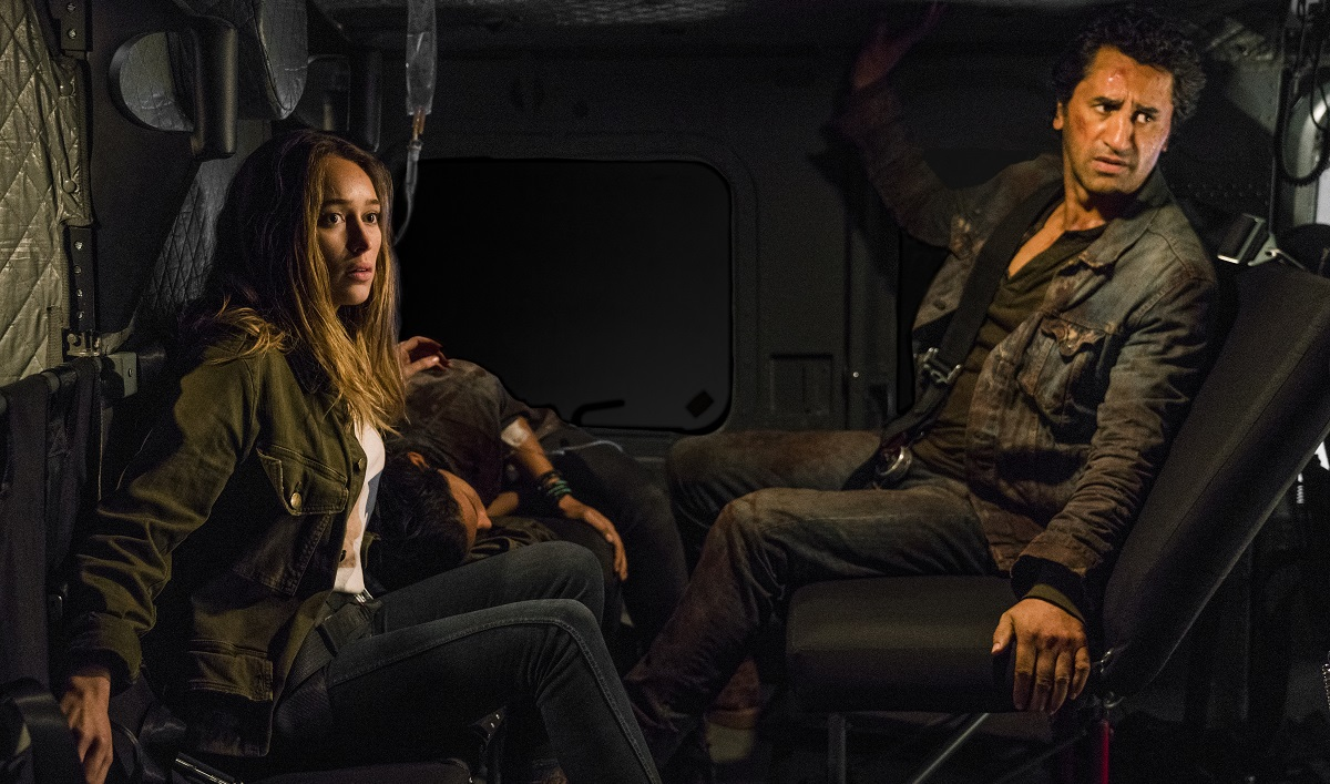 Danger Follows Travis and Alicia Into the Sky in <em>Fear the Walking Dead</em> Episode 2