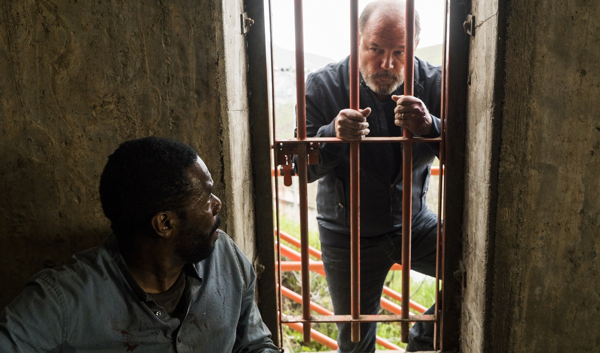 Go Inside Daniel Salazar's Return From the Dead in <em>Fear the Walking Dead</em> Episode 3