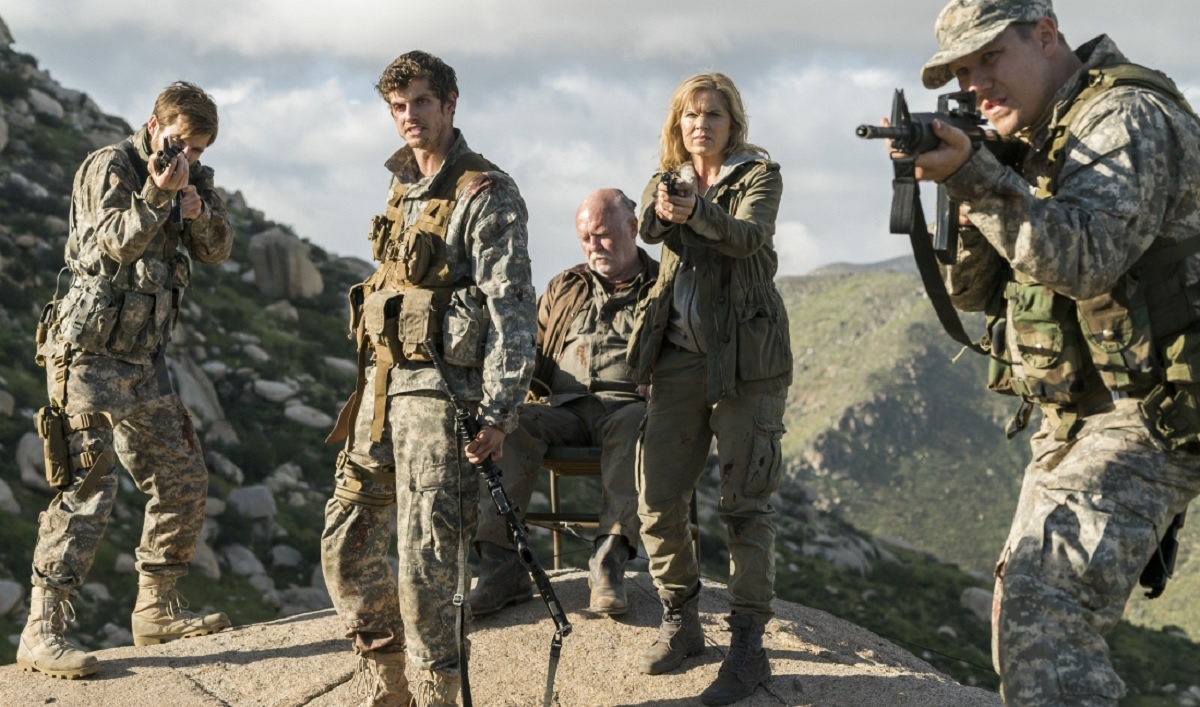 See the Horrors Madison Uncovers in <em>Fear the Walking Dead</em> Episode 5
