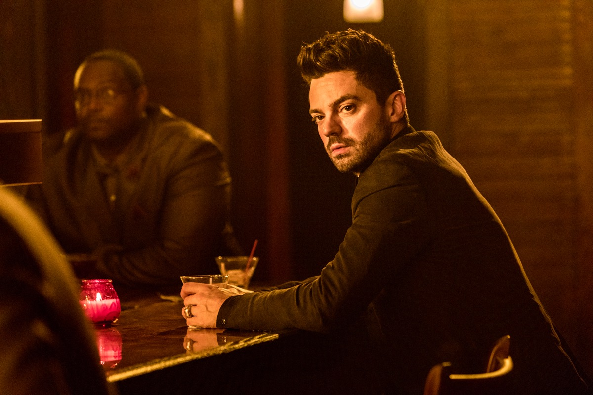 Extras for <em>Preacher</em> Episode 3