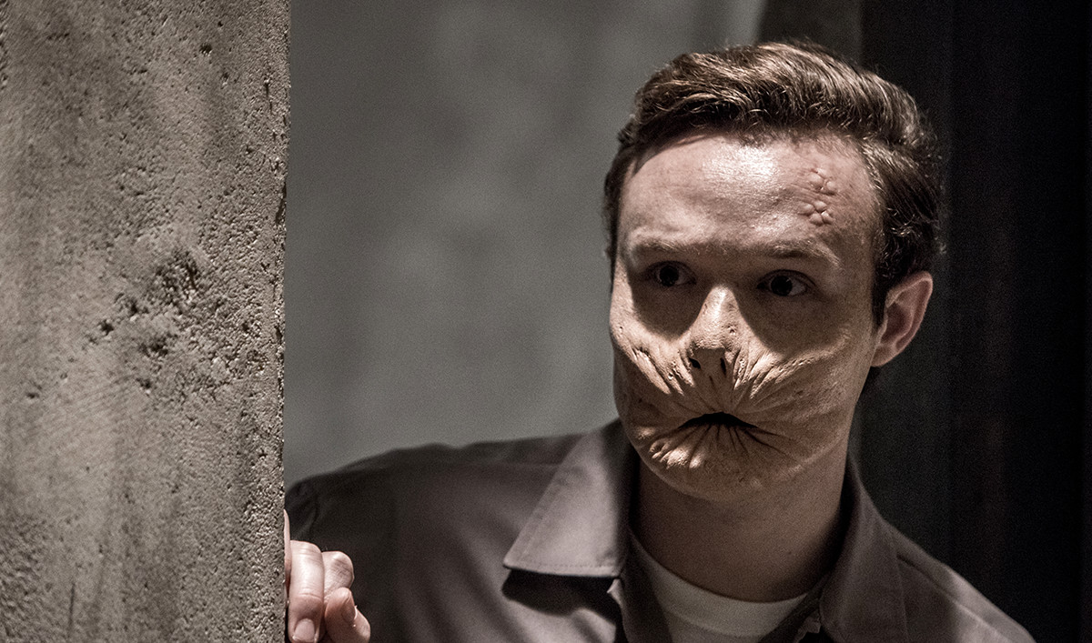 "<em>Preacher</em> Q&A — Ian Colletti (Eugene ""Arseface"" Root)"