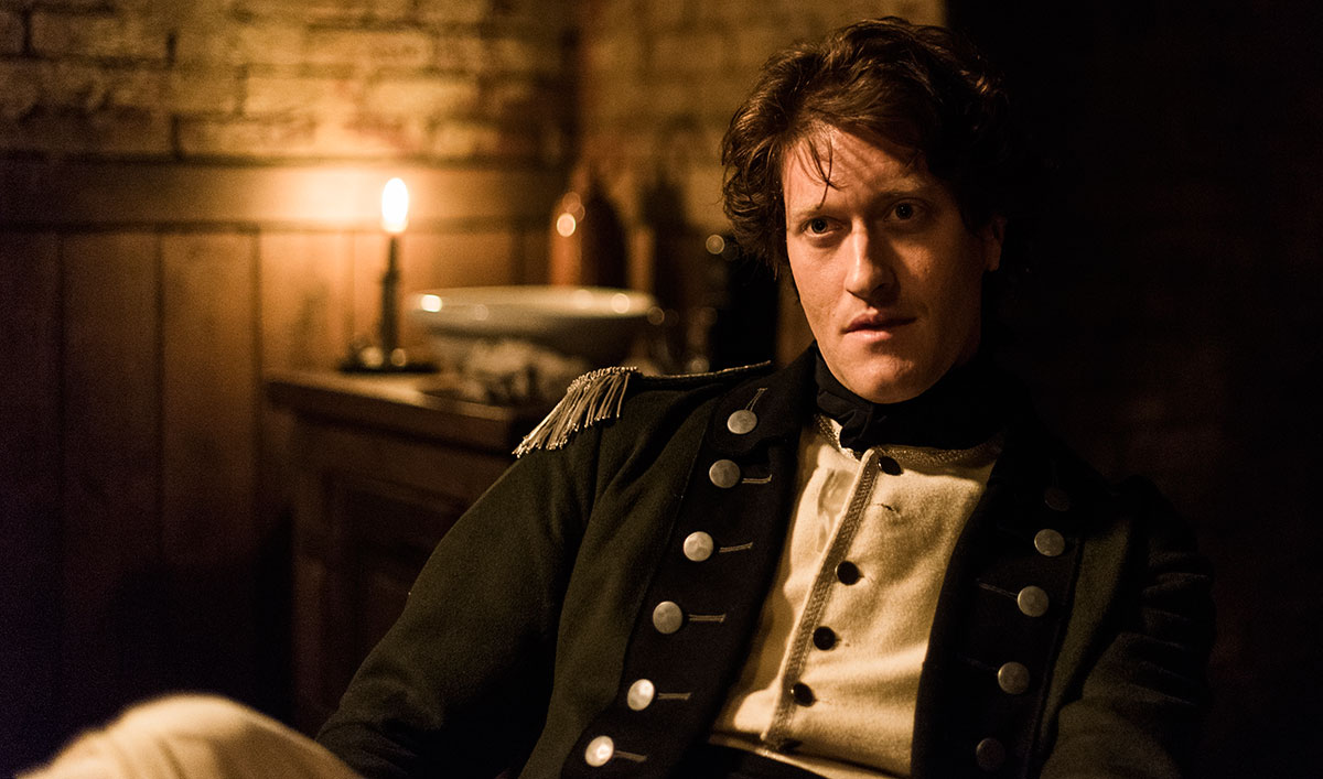 Why Simcoe Will Stop at Nothing to Unravel the Culper Ring