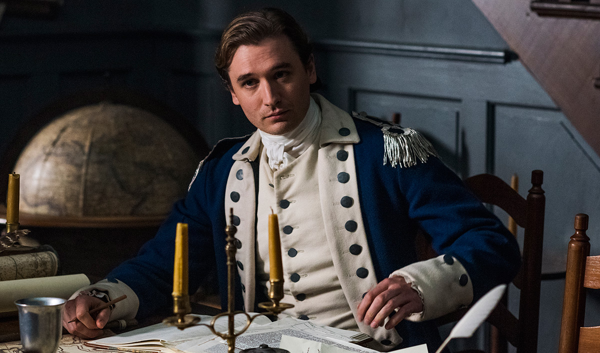 <em>TURN: Washington's Spies</em> Q&A — Seth Numrich (Ben Tallmadge)