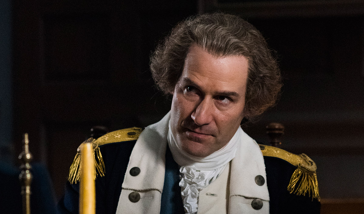 Cast and Creators Weigh in on Abe and Washington's Quest for Vengeance