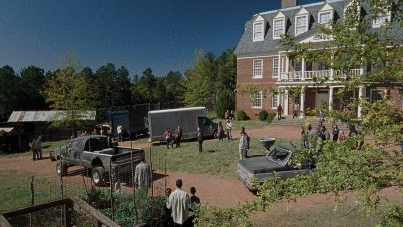 The Walking Dead: Robert Kirkman on Hilltop