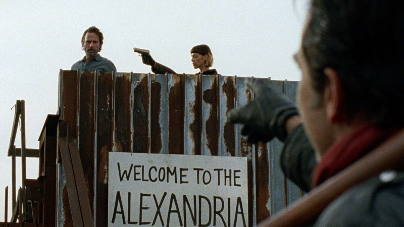 The Walking Dead: Robert Kirkman on the Season 7 Finale Battle