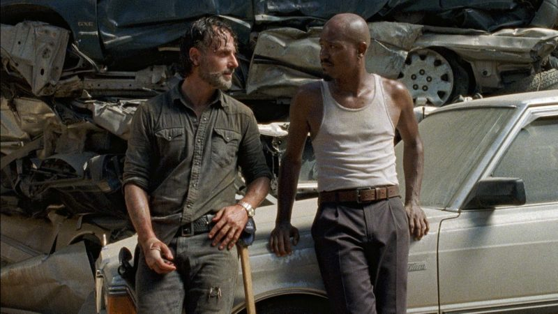 The Walking Dead Bonus Scene: Season 7, Episode 10