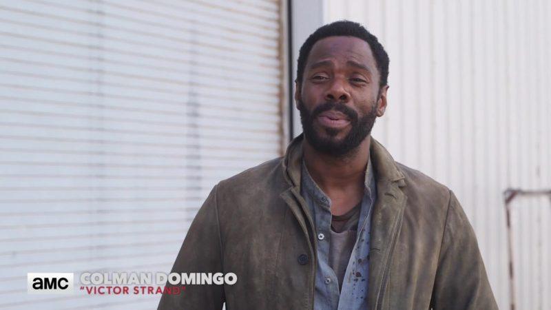 Making of Fear the Walking Dead: Season 3, Episode 8