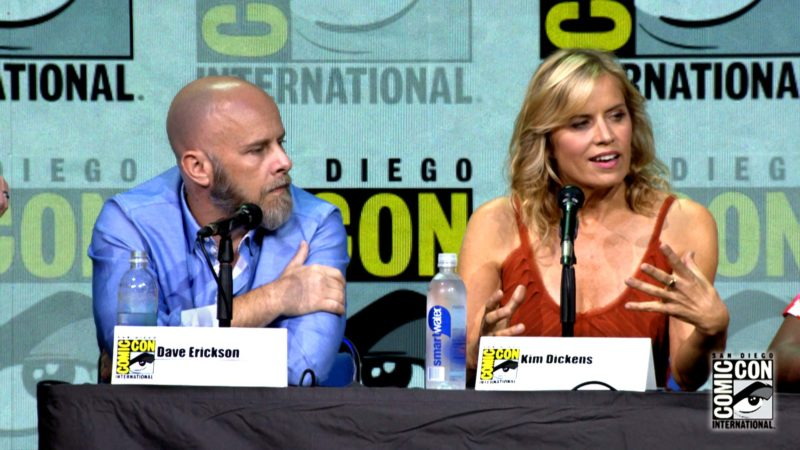 "Fear the Walking Dead Comic-Con Highlights: Madison's ""F-ed Up"" Past"