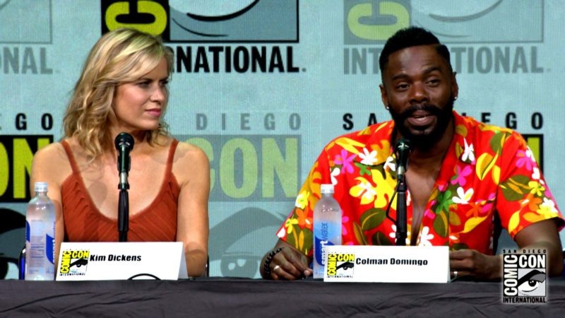 Fear the Walking Dead Comic-Con Highlights: The Future of Strand
