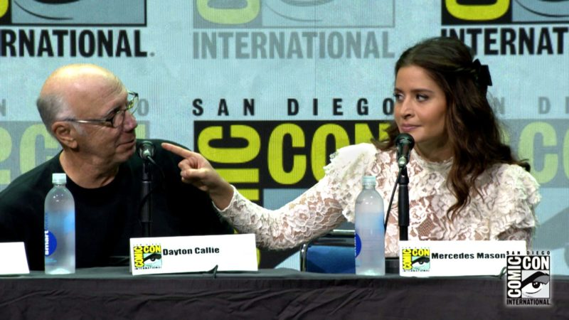 Fear the Walking Dead Comic-Con Highlights: Ofelia's Love Child… With Otto?