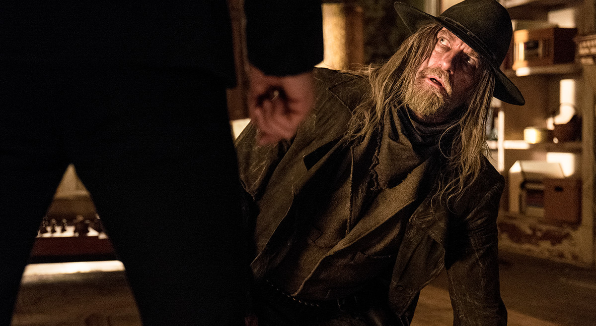 Watch Jesse Bring the Saint of Killers to His Knees