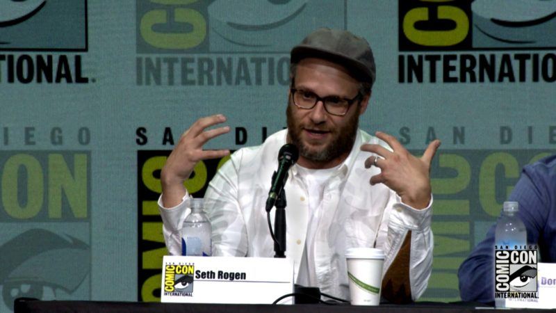 Dream Come True: Comic-Con Panel Highlights: Preacher: Season 2