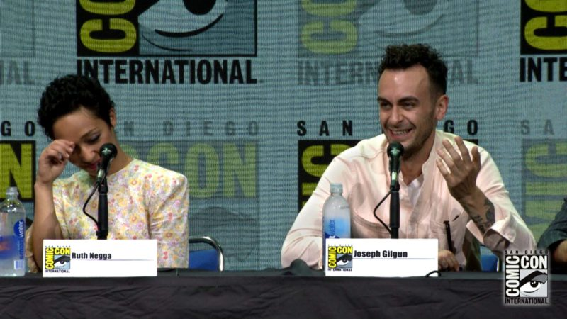 Crazy Fans: Comic-Con Panel Highlights: Preacher: Season 2
