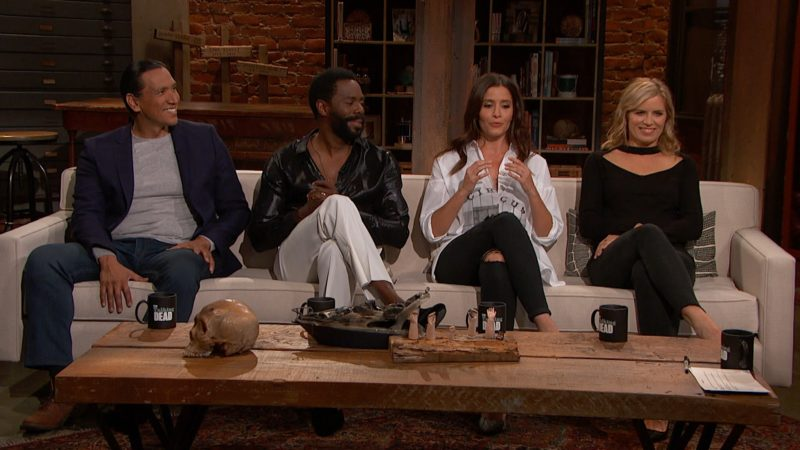 Highlights: Talking Dead: Season 7, Episode 22
