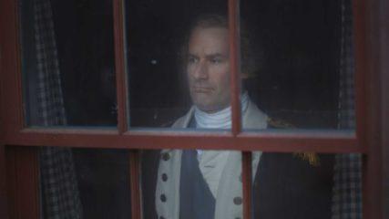 TURN: Washington's Spies Talked About Scene: Season 4, Episode 4