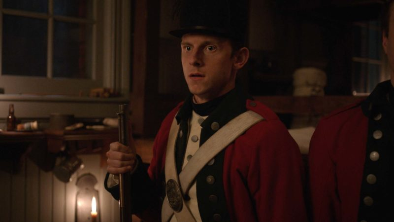 TURN: Washington's Spies Talked About Scene: Season 4, Episode 7