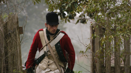 TURN: Washington's Spies Talked About Scene: Season 4, Episode 8